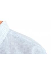 "Hugo Boss Men's ""Isko"" Slim Fit Geometric Print Dress Shirt : Picture 5"