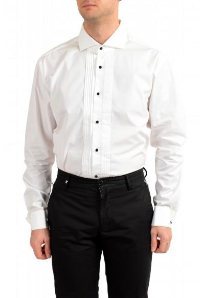 "Hugo Boss Men's ""George"" Regular Fit Tuxedo Dress Shirt"