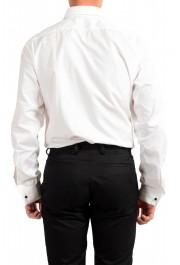 "Hugo Boss Men's ""George"" Regular Fit Tuxedo Dress Shirt: Picture 4"