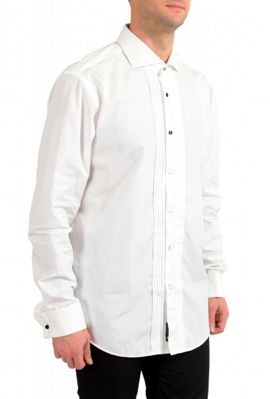 "Hugo Boss Men's ""George"" Regular Fit Tuxedo Dress Shirt: Picture 2"