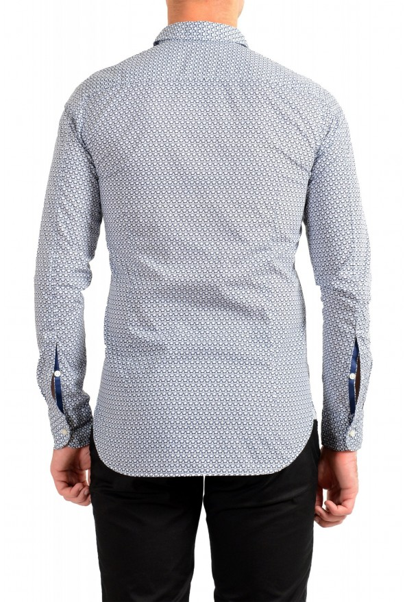 "Hugo Boss Men's ""Magneton_1"" Slim Fit Geometric Print Casual Shirt: Picture 3"