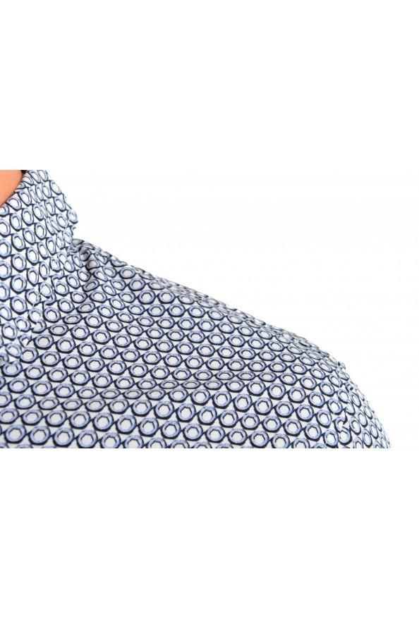 "Hugo Boss Men's ""Magneton_1"" Slim Fit Geometric Print Casual Shirt: Picture 4"