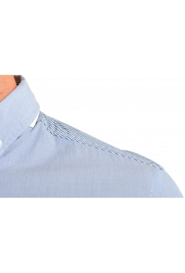 "Hugo Boss Men's ""BELMONDO_R"" Regular Fit Striped Casual Shirt : Picture 4"