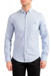 "Hugo Boss Men's ""BELMONDO_R"" Regular Fit Striped Casual Shirt"