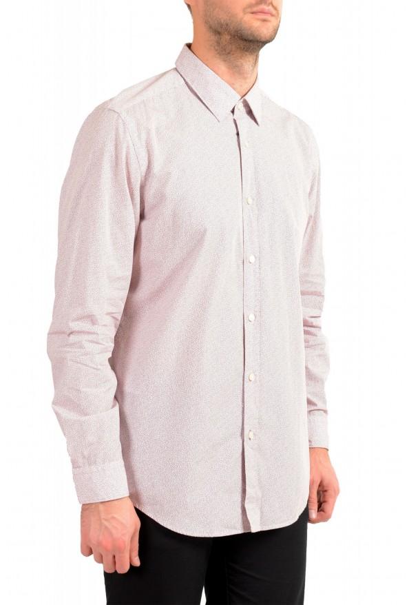 """Hugo Boss Men's """"Lukas"""" Regular Fit Geometric Print Casual Shirt : Picture 2"""