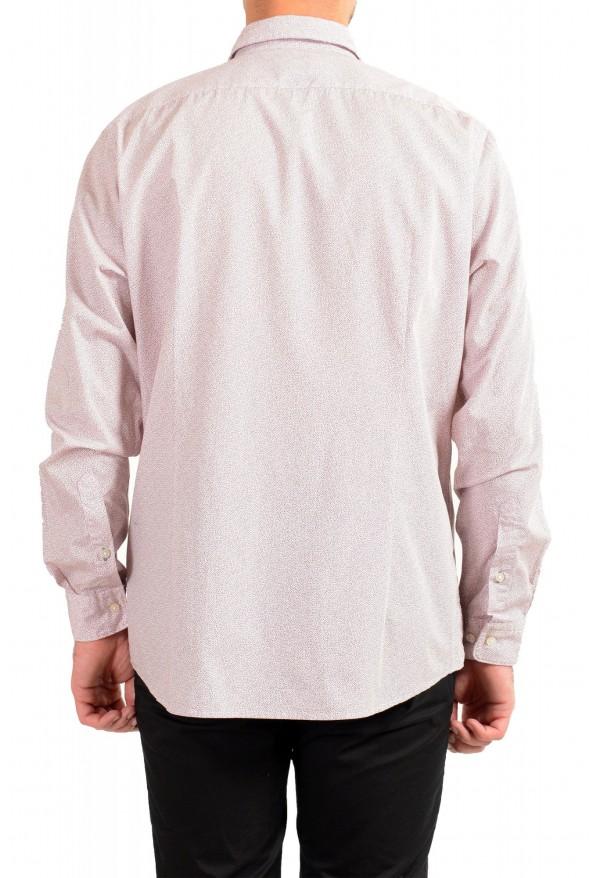 """Hugo Boss Men's """"Lukas"""" Regular Fit Geometric Print Casual Shirt : Picture 3"""