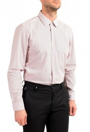 """Hugo Boss Men's """"Lukas"""" Regular Fit Geometric Print Casual Shirt : Picture 4"""