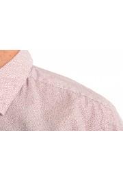 """Hugo Boss Men's """"Lukas"""" Regular Fit Geometric Print Casual Shirt : Picture 5"""