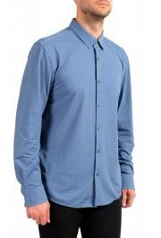 "Hugo Boss Men's ""Ronni_F"" Slim Fit Geometric Print Casual Shirt : Picture 2"