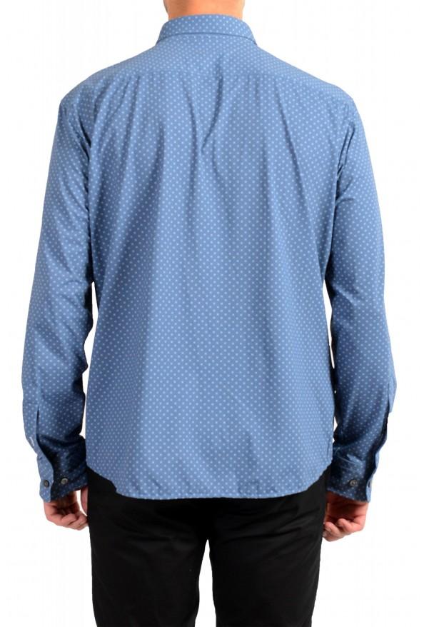 "Hugo Boss Men's ""Ronni_F"" Slim Fit Geometric Print Casual Shirt : Picture 3"
