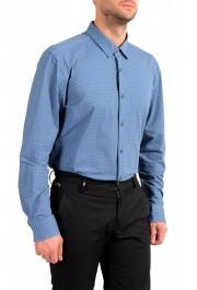 "Hugo Boss Men's ""Ronni_F"" Slim Fit Geometric Print Casual Shirt : Picture 4"