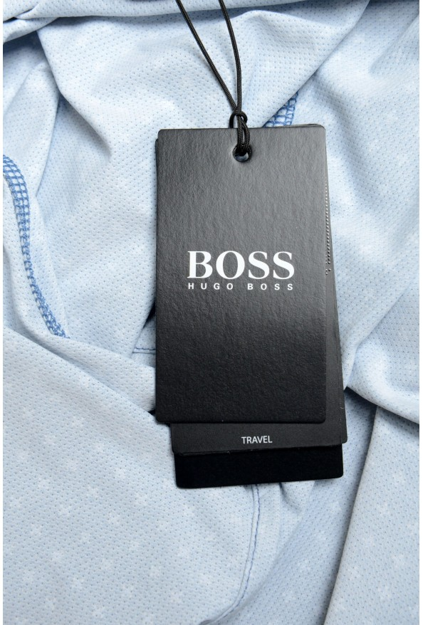 "Hugo Boss Men's ""Ronni_F"" Slim Fit Geometric Print Casual Shirt : Picture 6"