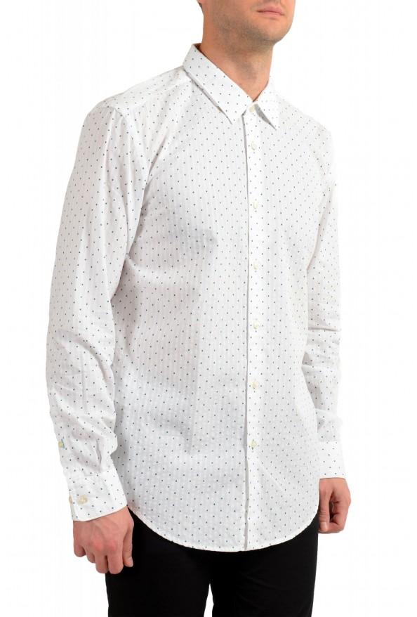 "Hugo Boss Men's ""Ronni_F"" Slim Fit Geometric Print Casual Shirt: Picture 2"