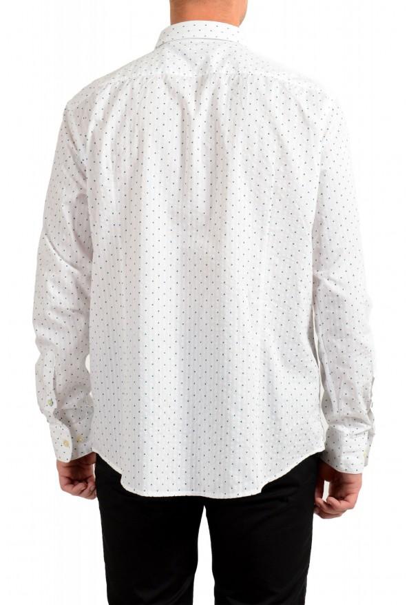 "Hugo Boss Men's ""Ronni_F"" Slim Fit Geometric Print Casual Shirt: Picture 3"