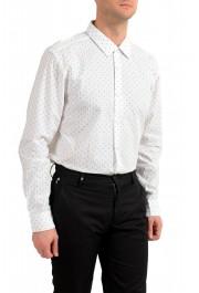 "Hugo Boss Men's ""Ronni_F"" Slim Fit Geometric Print Casual Shirt: Picture 4"