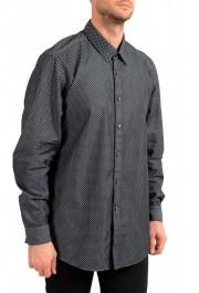 """Hugo Boss Men's """"Lukas_41"""" Regular Fit Geometric Print Casual Shirt : Picture 2"""