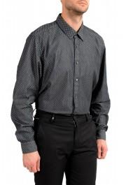 """Hugo Boss Men's """"Lukas_41"""" Regular Fit Geometric Print Casual Shirt : Picture 4"""