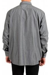 "Hugo Boss Men's ""Ronni_53F"" Slim Fit Geometric Print Casual Shirt : Picture 3"