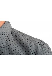 "Hugo Boss Men's ""Ronni_53F"" Slim Fit Geometric Print Casual Shirt : Picture 5"