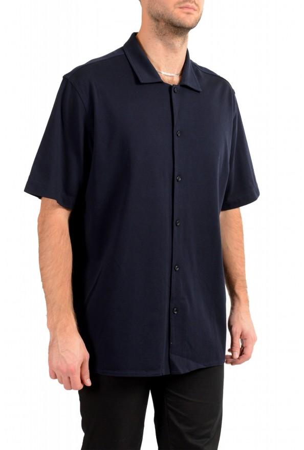 "Hugo Boss Men's ""Powell 03_B"" Regular Fit Short Sleeve Casual Shirt: Picture 2"