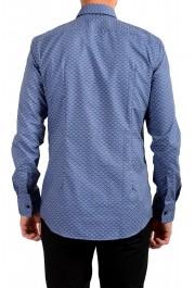 "Hugo Boss Men's ""Jason"" Slim Fit Geometric Print Dress Shirt : Picture 3"