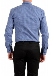 "Hugo Boss Men's ""Jason"" Slim Fit Geometric Print Dress Shirt : Picture 6"