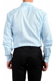 "Hugo Boss Men's ""Jerrin"" Slim Fit Blue Long Sleeve Dress Shirt : Picture 4"