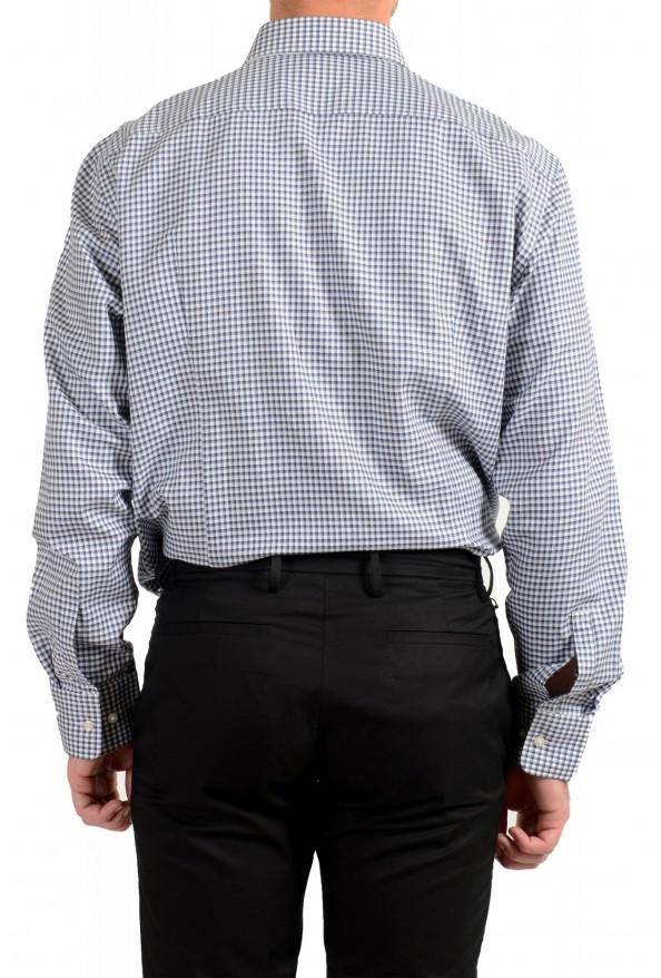 "Hugo Boss Men's ""Mark US "" Sharp Fit Plaid Dress Shirt : Picture 4"