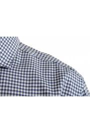 "Hugo Boss Men's ""Mark US "" Sharp Fit Plaid Dress Shirt : Picture 5"