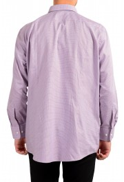 "Hugo Boss Men's ""Marley US"" Sharp Fit Plaid Dress Shirt: Picture 3"