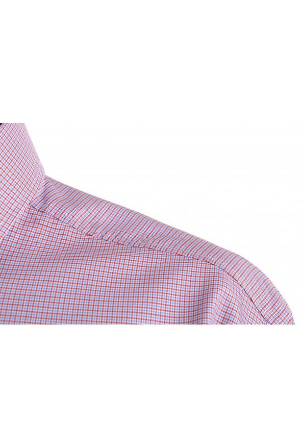 "Hugo Boss Men's ""Marley US"" Sharp Fit Plaid Dress Shirt: Picture 5"