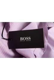 "Hugo Boss Men's ""Marley US"" Sharp Fit Plaid Dress Shirt: Picture 6"