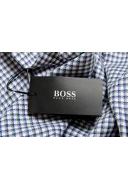 "Hugo Boss Men's ""Marley US"" Sharp Fit Plaid Dress Shirt: Picture 8"
