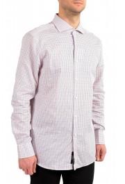 "Hugo Boss Men's ""T-Christo"" Slim Fit Plaid Long Sleeve Dress Shirt : Picture 2"