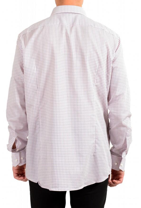 "Hugo Boss Men's ""T-Christo"" Slim Fit Plaid Long Sleeve Dress Shirt : Picture 3"