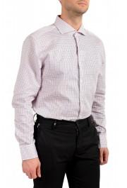 "Hugo Boss Men's ""T-Christo"" Slim Fit Plaid Long Sleeve Dress Shirt : Picture 4"