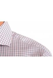 "Hugo Boss Men's ""T-Christo"" Slim Fit Plaid Long Sleeve Dress Shirt : Picture 5"