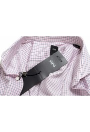 "Hugo Boss Men's ""T-Christo"" Slim Fit Plaid Long Sleeve Dress Shirt : Picture 7"