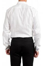 "Hugo Boss Men's ""Jacques"" Slim Fit White Long Sleeve Dress Shirt : Picture 4"