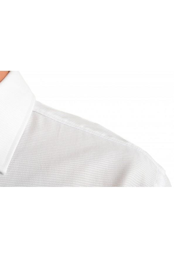 "Hugo Boss Men's ""Jacques"" Slim Fit White Long Sleeve Dress Shirt : Picture 5"