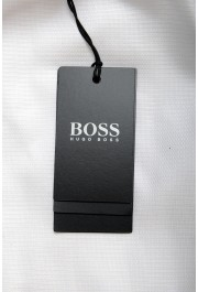 "Hugo Boss Men's ""Jacques"" Slim Fit White Long Sleeve Dress Shirt : Picture 6"