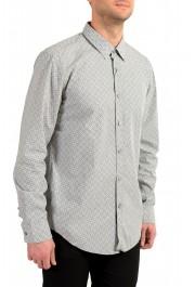 "Hugo Boss Men's ""Kaigo-W"" Slim Fit Floral Print Casual Shirt : Picture 2"