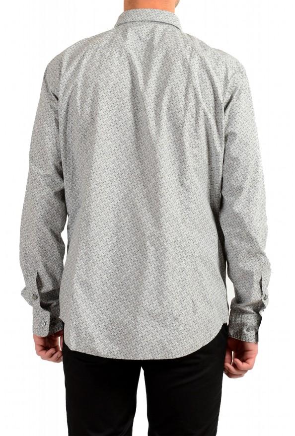"Hugo Boss Men's ""Kaigo-W"" Slim Fit Floral Print Casual Shirt : Picture 3"