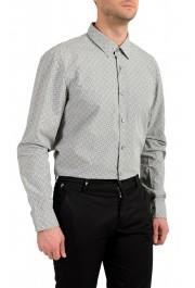 "Hugo Boss Men's ""Kaigo-W"" Slim Fit Floral Print Casual Shirt : Picture 4"