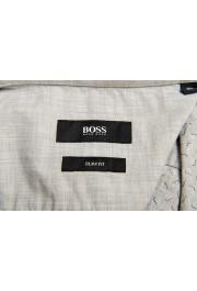 "Hugo Boss Men's ""Kaigo-W"" Slim Fit Floral Print Casual Shirt : Picture 7"