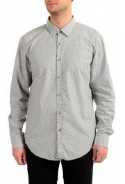 "Hugo Boss Men's ""Kaigo-W"" Slim Fit Floral Print Casual Shirt"