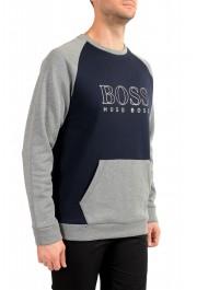Hugo Boss Conterm Sweatshirt Mens Logo Print Sweatshirt Sweater: Picture 2