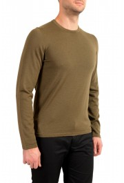 """Hugo Boss """"San Paolo 1"""" Men's 100% Wool Crewneck Pullover Sweater: Picture 2"""