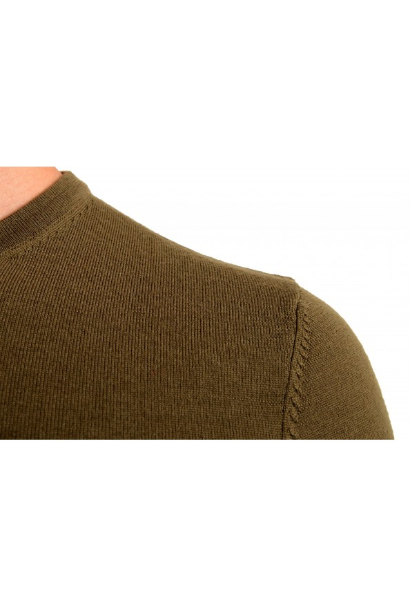 """Hugo Boss """"San Paolo 1"""" Men's 100% Wool Crewneck Pullover Sweater: Picture 4"""