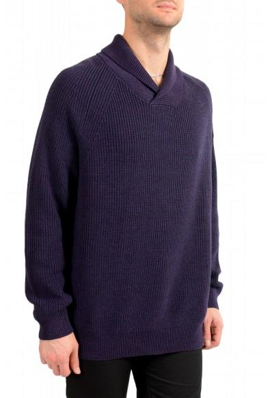 "Hugo Boss ""Afairbus"" Men's Wool Mockneck Pullover Sweater: Picture 2"